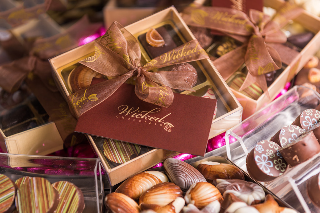 Create your own box of magnificence from our fine Belgian chocolate collection