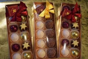 Ko-Koa boozy festive truffles