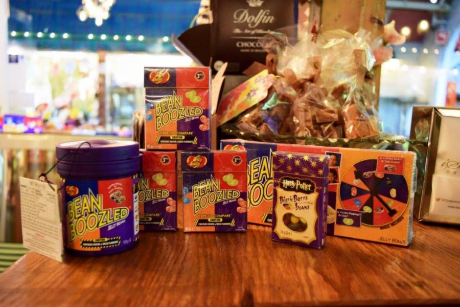 Have you 'Bean Boozled' yet?