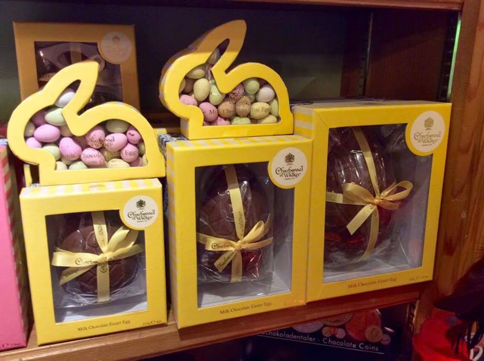 charbonnel easter 4