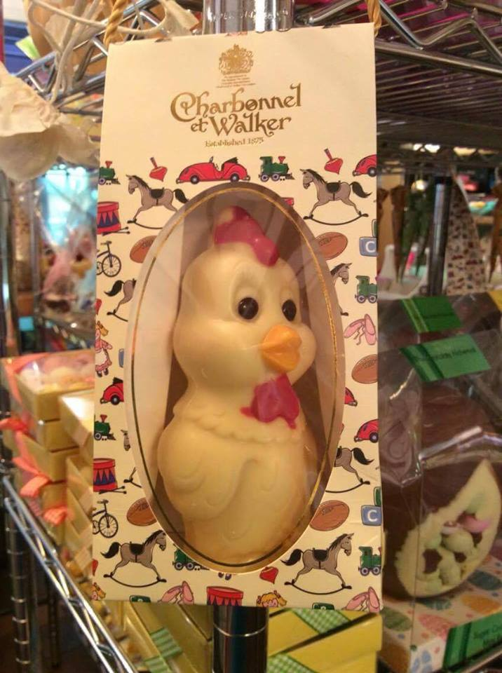charbonnel easter 9