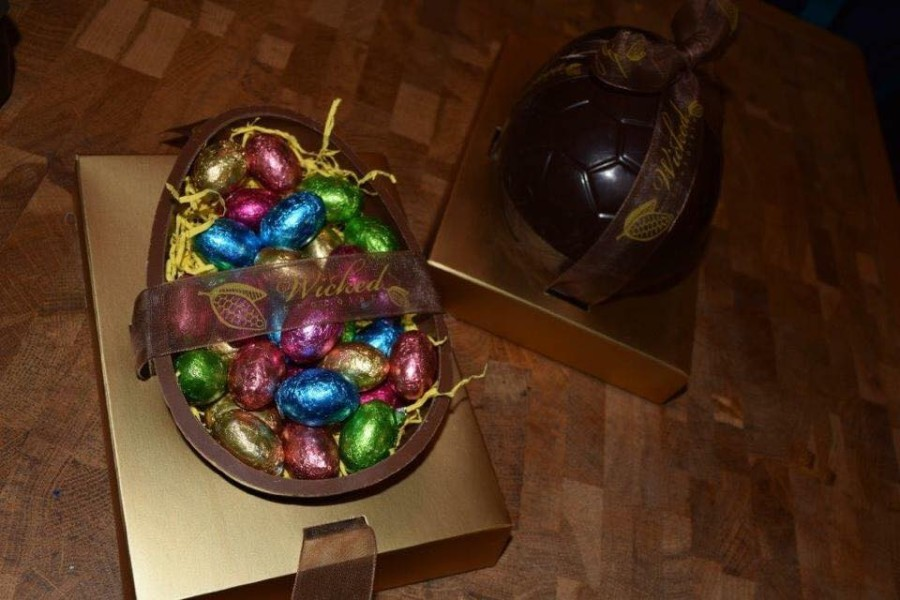 Make your own Wicked Easter Eggs