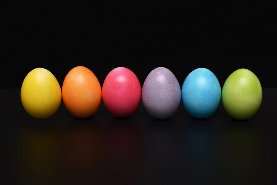 How Egg-citing! Getting Ready for Easter 2021